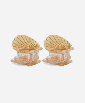Ursula Shell Hair Clips Set of Two