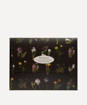 Delany Flowers Paper Writing Set of 10