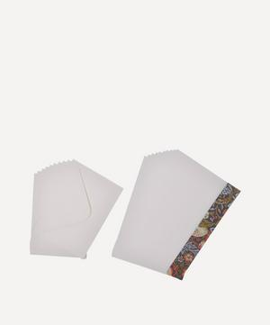 Strawberry Thief Paper Writing Set of 10
