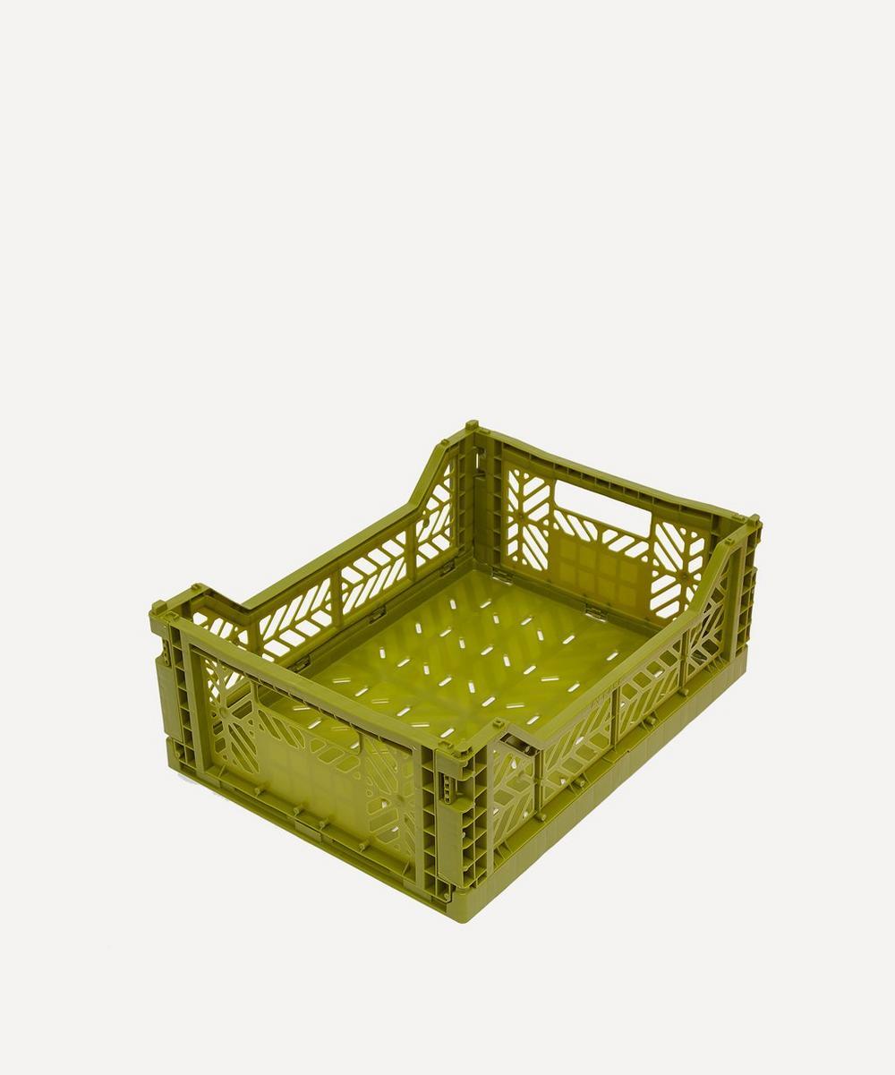 Medium Plastic Colour Crate