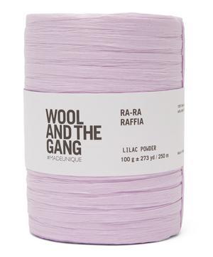 Ra-Ra Raffia Yarn