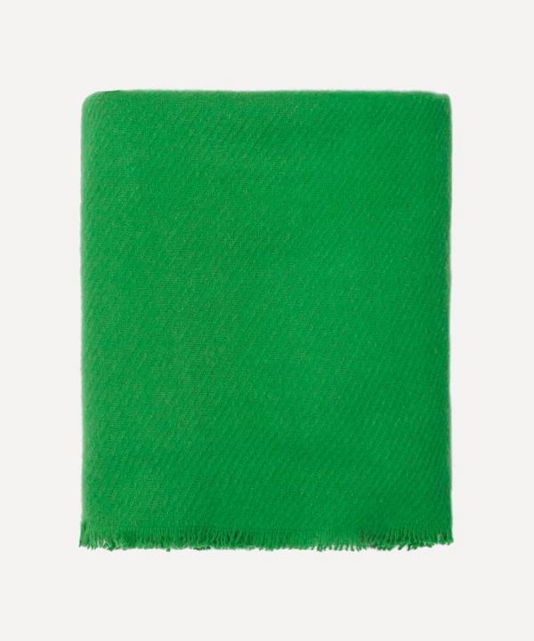 Hay - Wool Mono Throw
