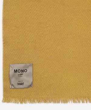 Wool Mono Throw