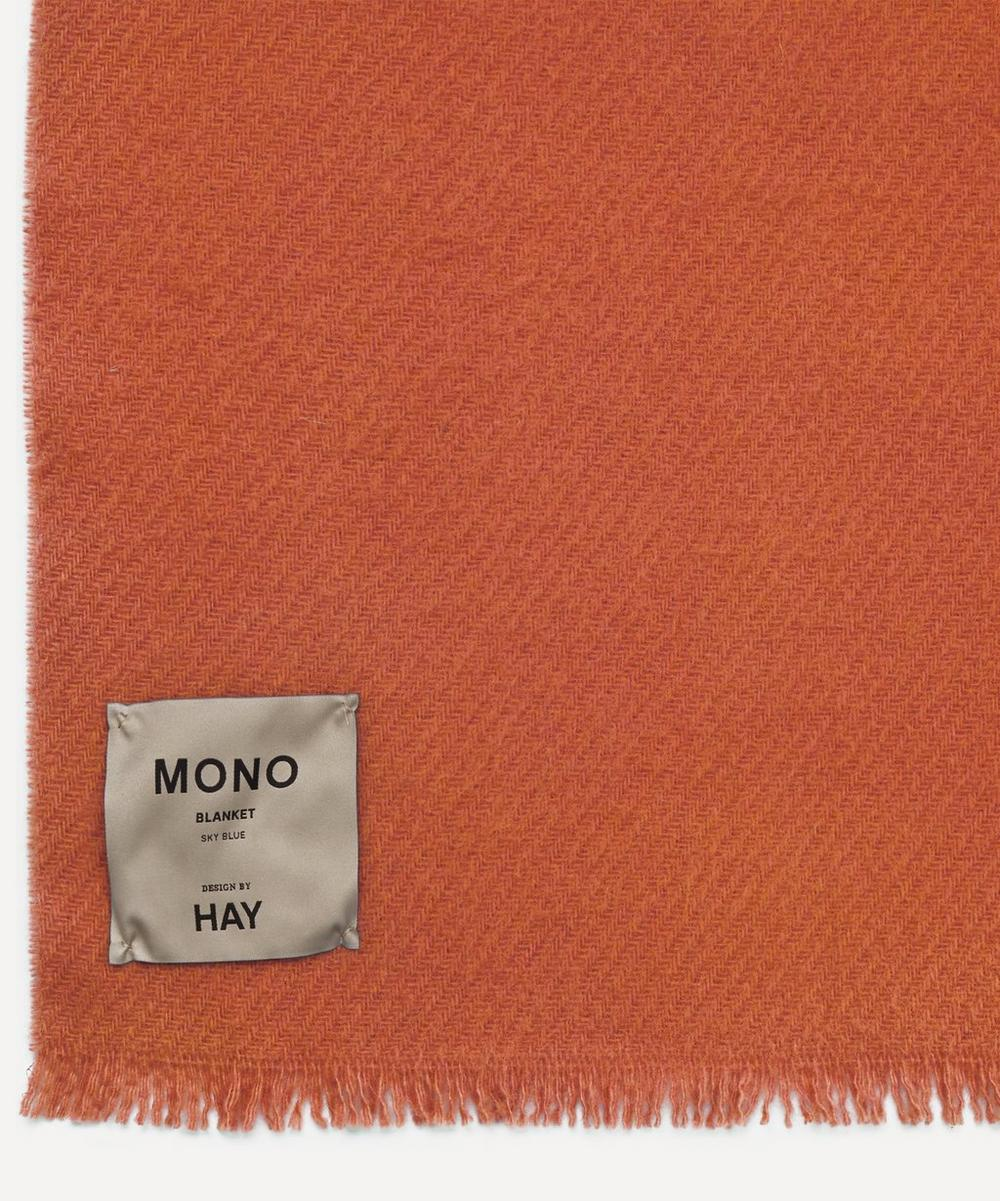 Wool Mono Throw