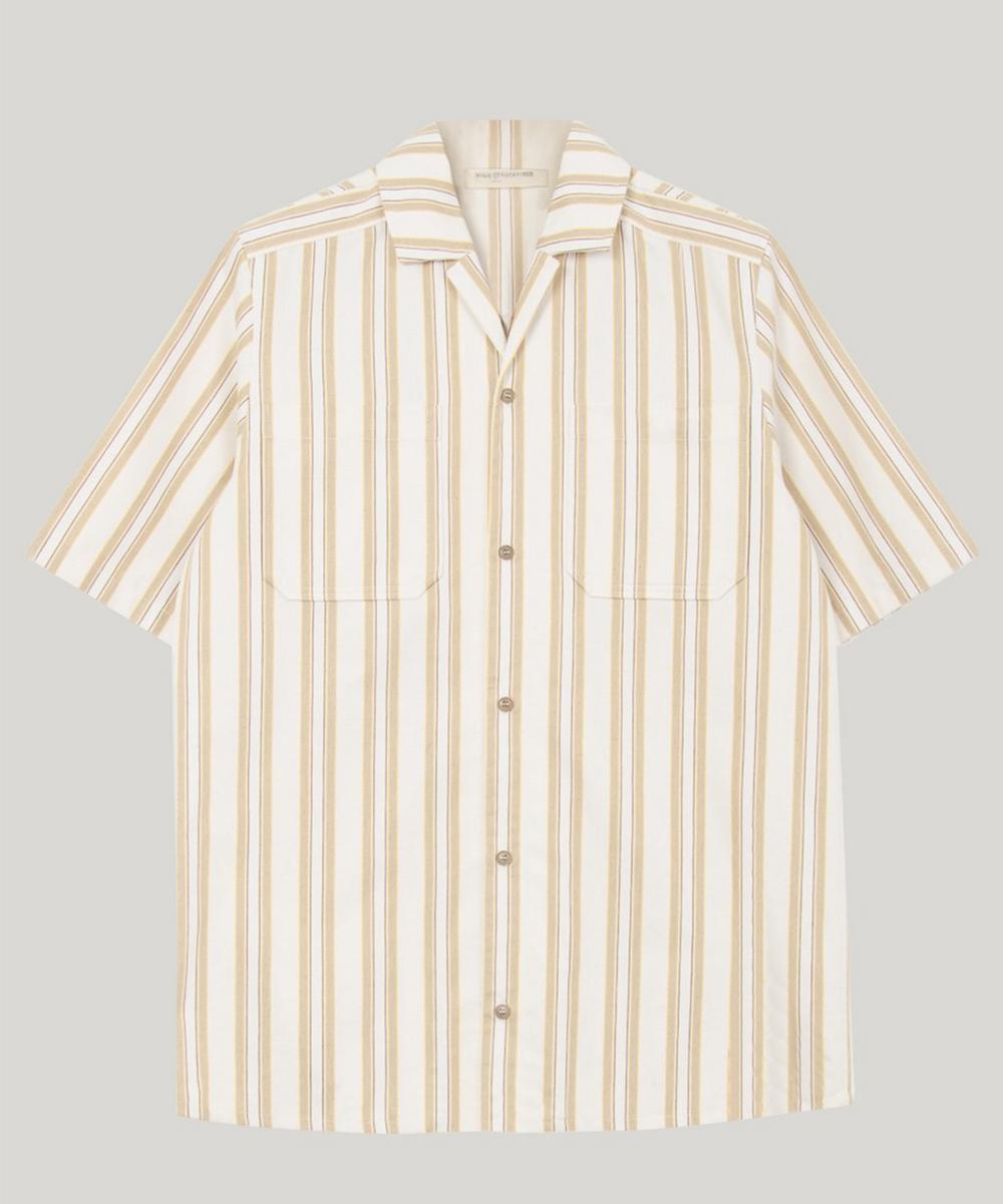 e2617afc Striped Cotton Bowling Shirt | Liberty London