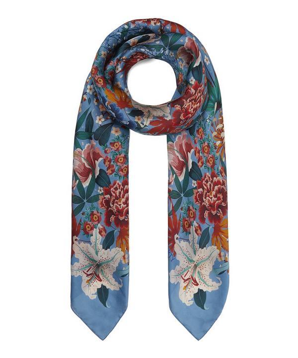 3e070ae723a2b Liberty Scarves | Silk, Print, Chiffon & Wool | Liberty London