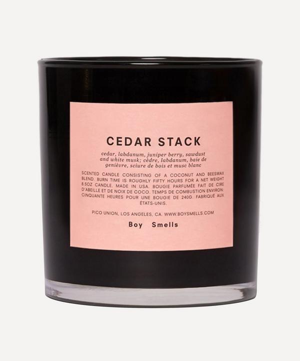 Boy Smells - Cedar Stack Scented Candle 240g