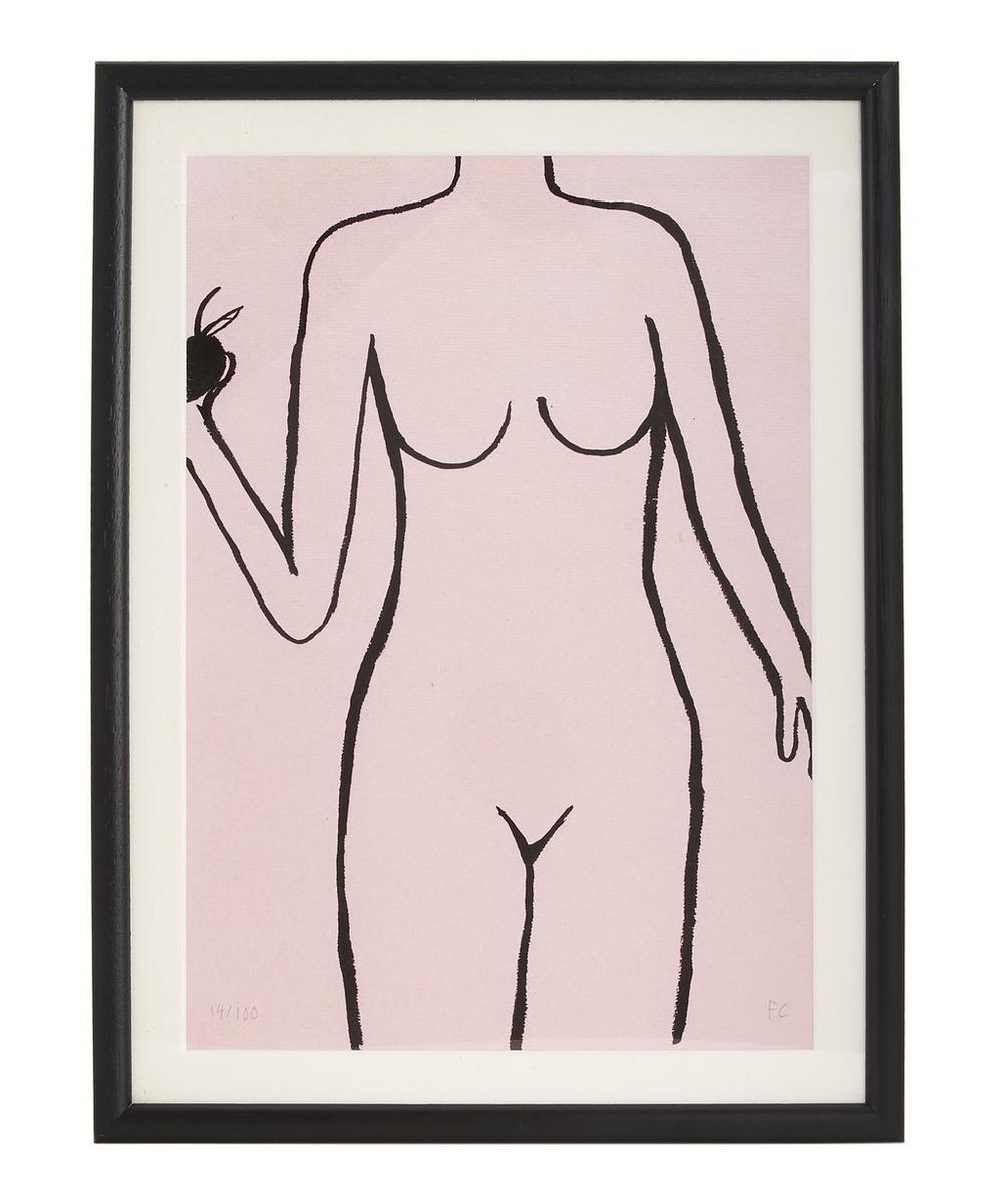 Eve Framed A4 Print