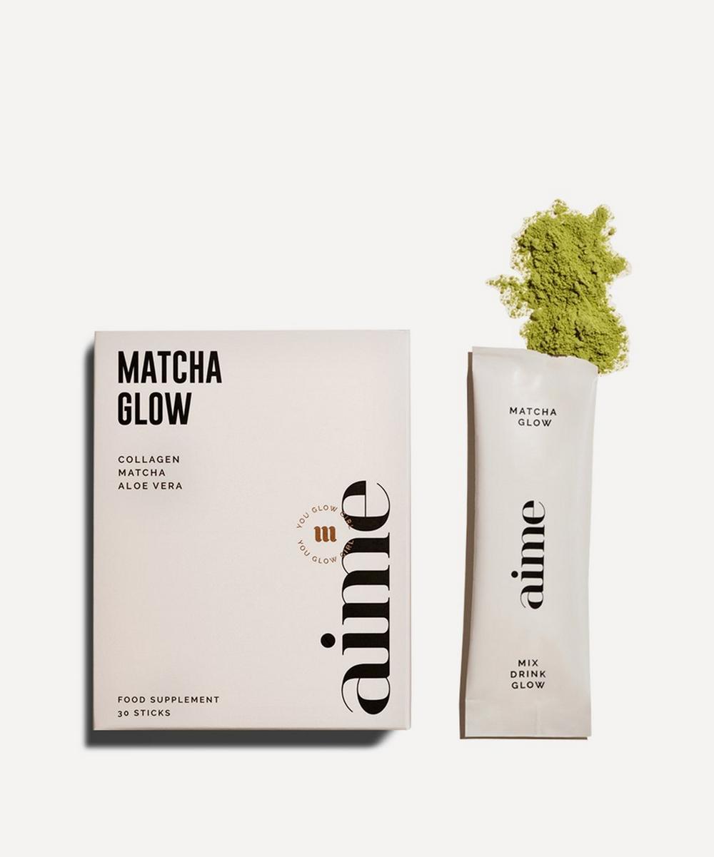 Matcha Glow Sachets