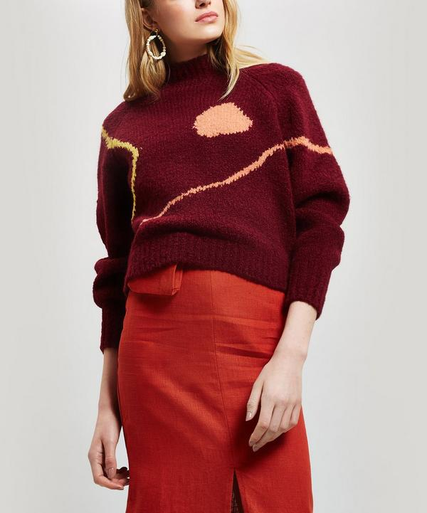 Aries Wool-Blend Sweater