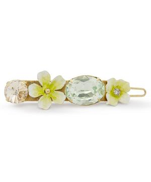 Lucy Crystal Barrette Hair Clip