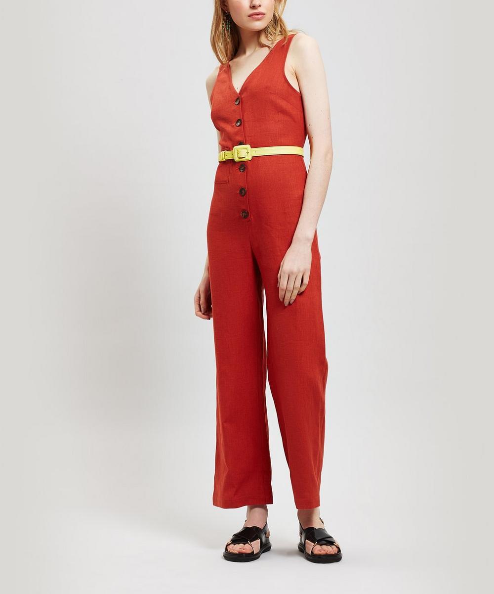 Alana Linen Jumpsuit