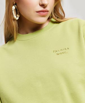 Hotel Paloma Logo Sweater