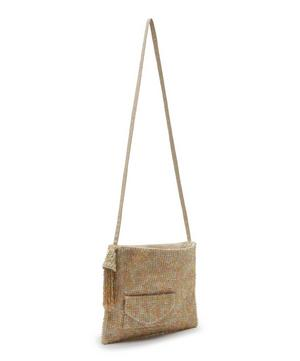 Misstani Glass Bead Cross-Body Bag