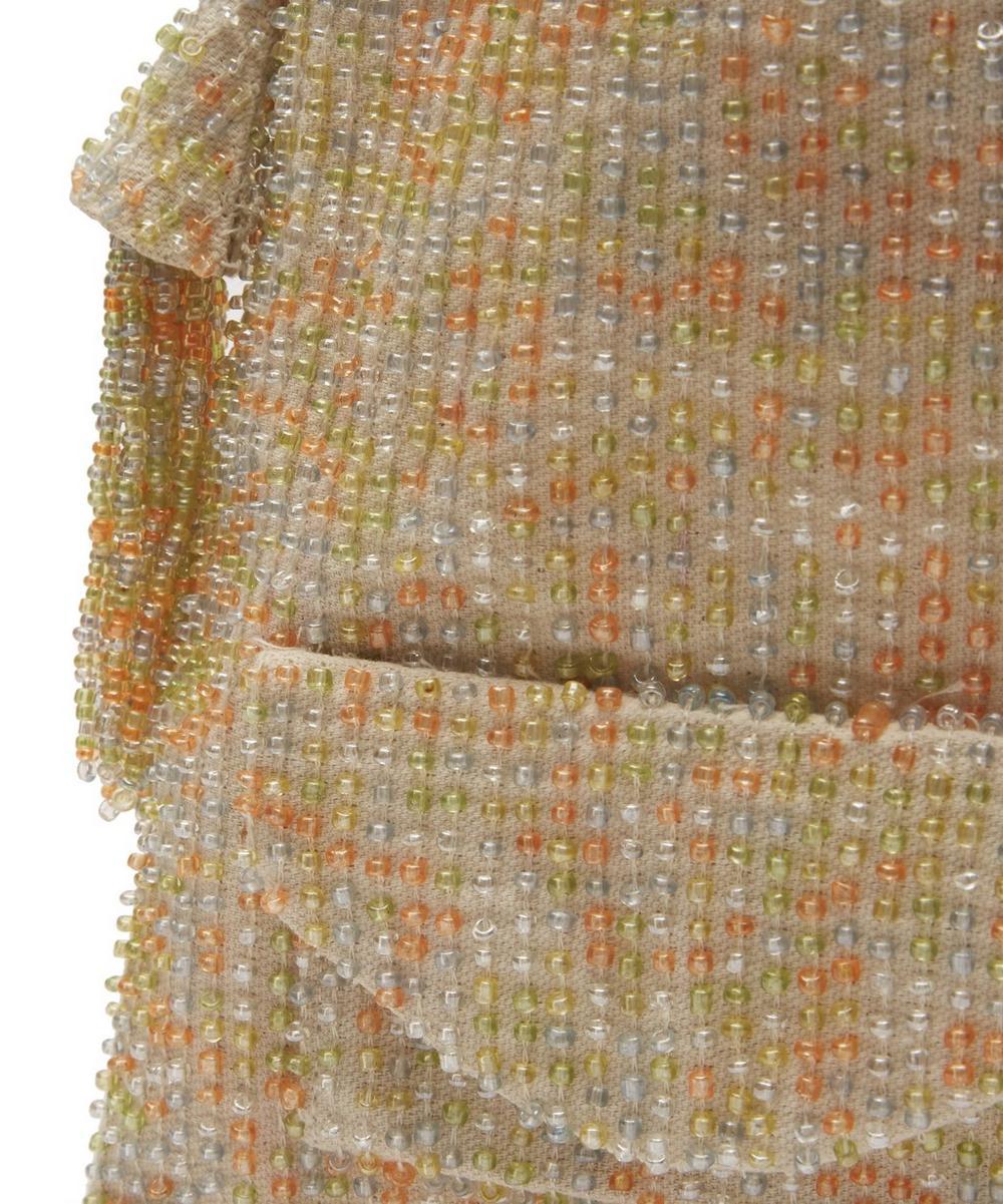 Misstani Glass Bead Cross-Body Bag