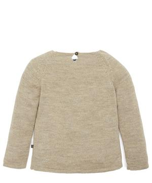 Take It Slow Raglan Sweater 2 Years