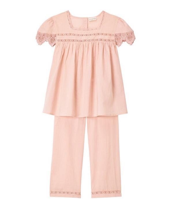 The Skylark Cotton Pyjama Set 2-8 Years