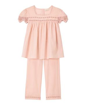 The Skylark Cotton Pyjama Set 2-8 Years