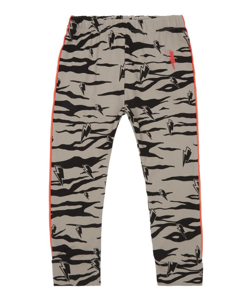 Tiger Stripe Chill Out Leggings 1-6 Years