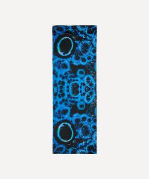 Glass Print Silk Scarf