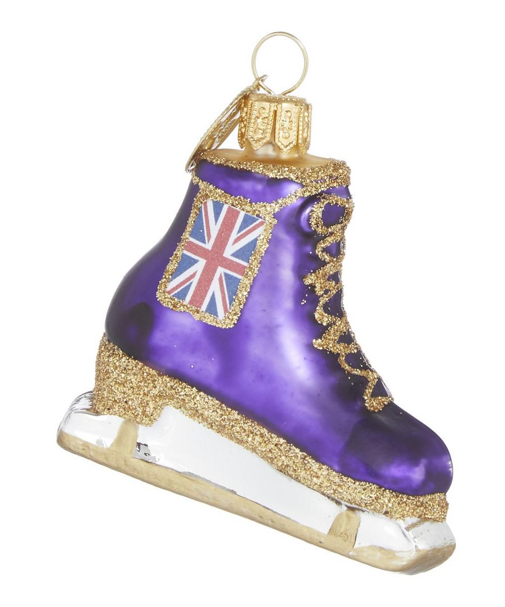 Ice Skate Liberty Bauble