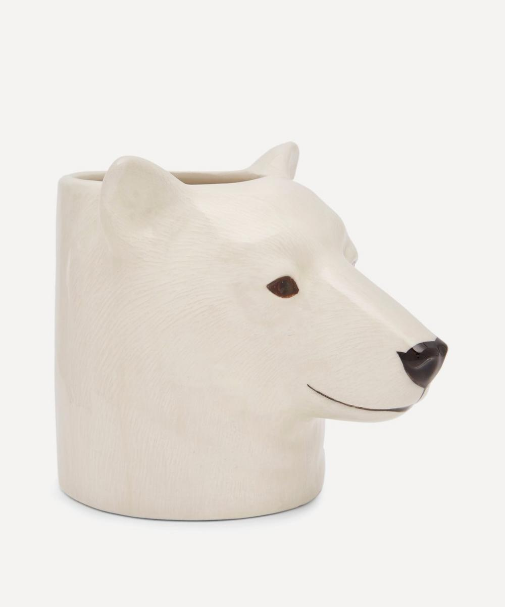Polar Bear Pencil Pot