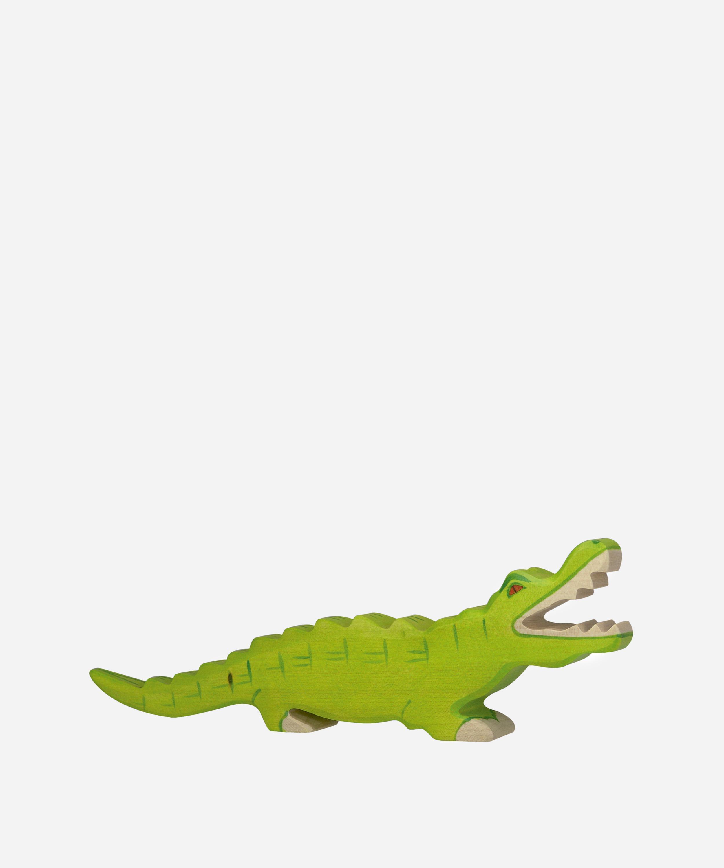 Holztiger Little Crocodile Toy Figure