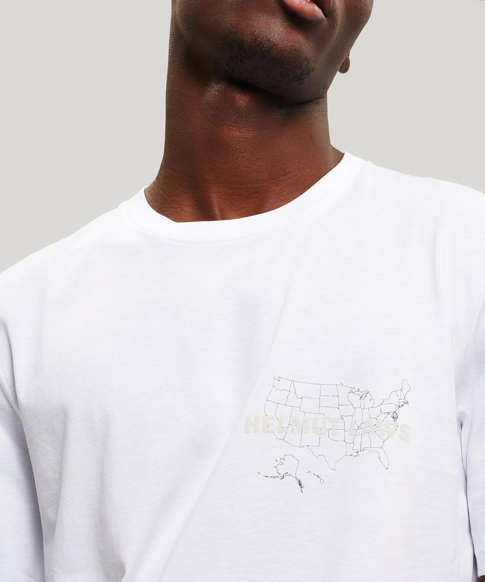 Helmut Laws Cotton T-shirt