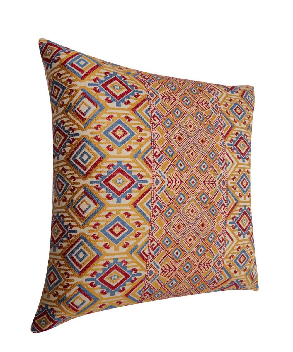 Nahuala Square Cushion