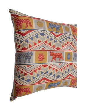 Tiger Tiger Square Cushion