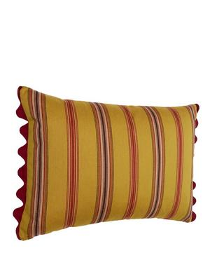 Canfield Stripe Oblong Cushion