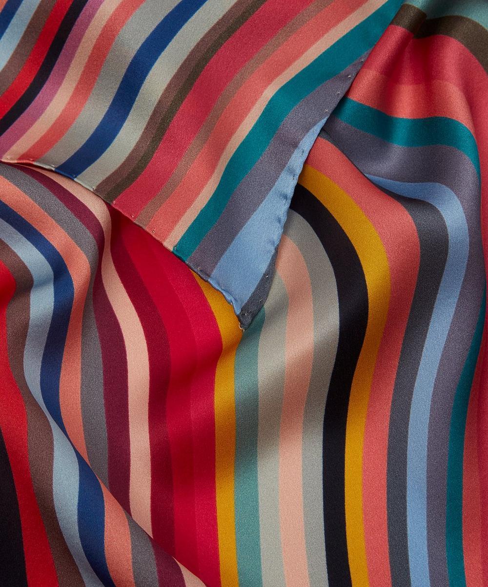 Swirl Silk Scarf