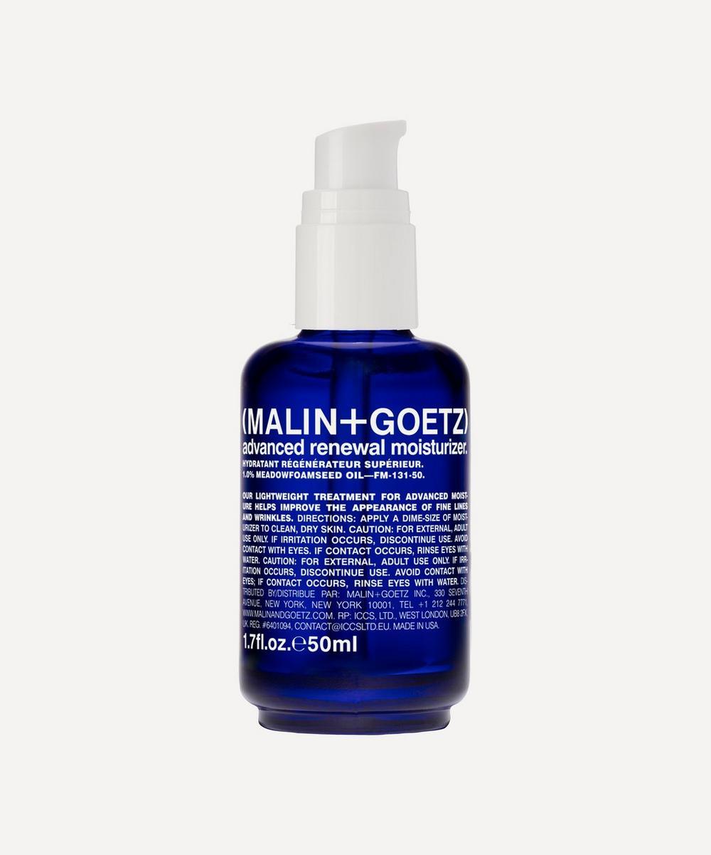 (MALIN+GOETZ) - Advanced Renewal Moisturiser 50ml