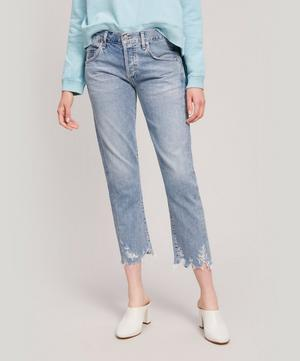 Emerson Ripped Boyfriend Jeans