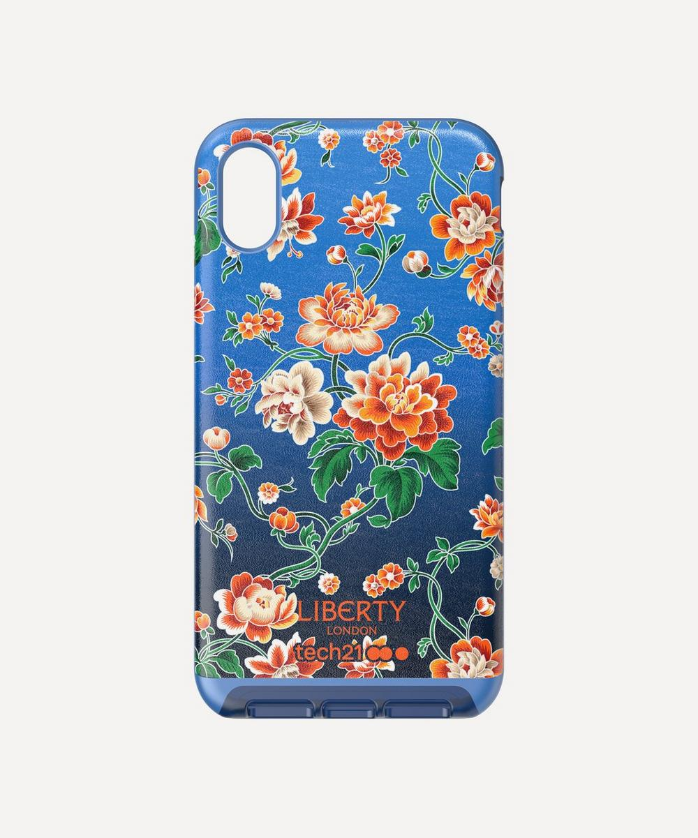 x Tech 21 Evo Luxe Grace iPhone XR Case