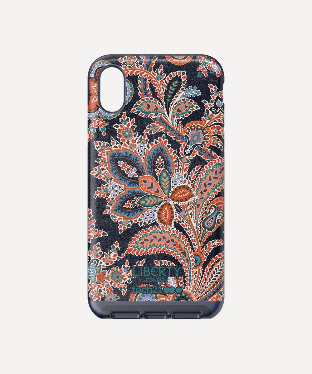 x Tech 21 Evo Luxe Grosvenor iPhone XR Case