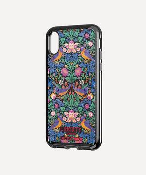 x Tech21 Pure Print Strawberry Thief iPhone XR Case