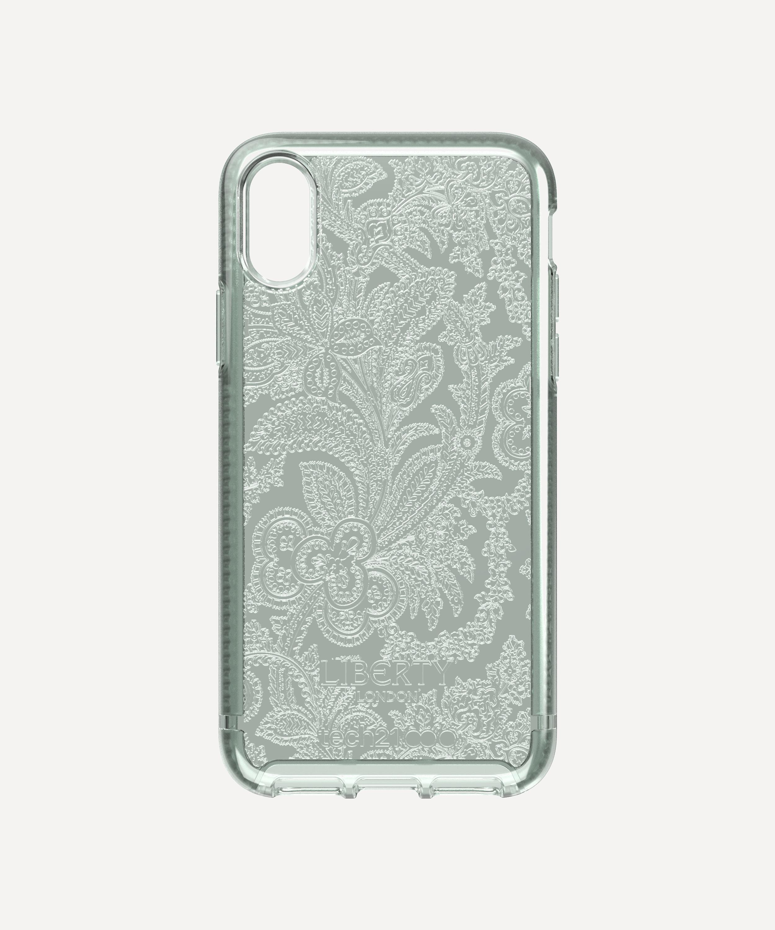 super popular c2210 6f63c x Tech21 Pure Design Grosvenor iPhone XR Case