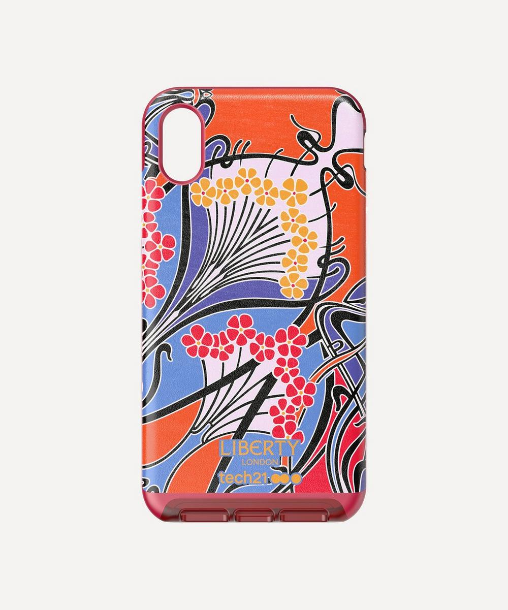 x Tech 21 Evo Luxe Ianthe iPhone XS Max Case