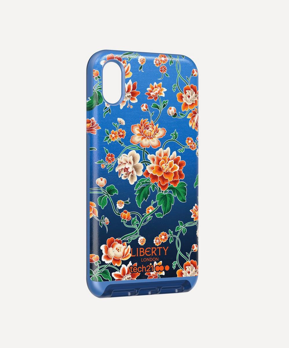 x Tech 21 Evo Luxe Grace iPhone XS Case