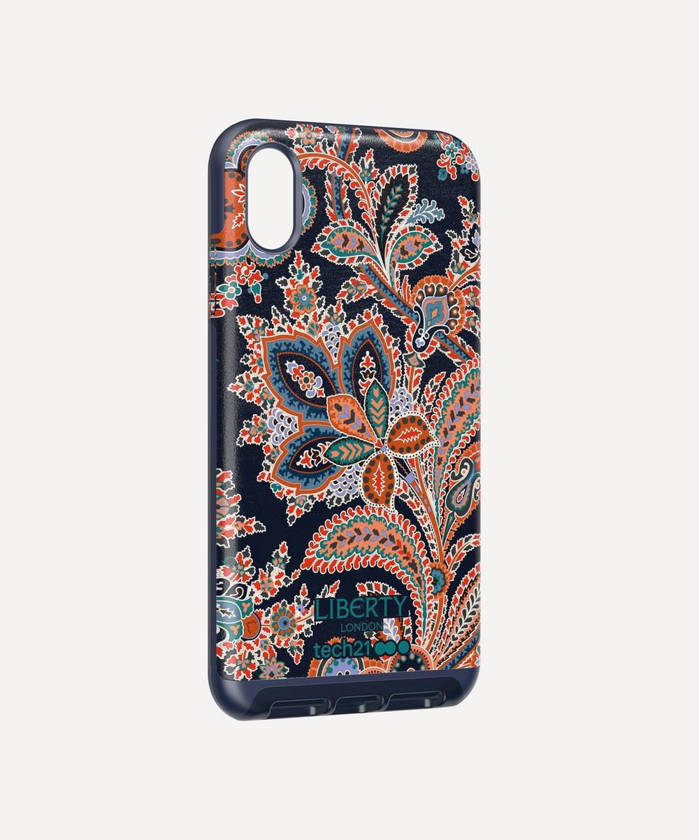 x Tech 21 Evo Luxe Grosvenor iPhone XS Case