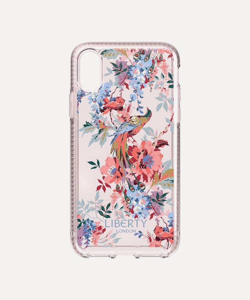 x Tech21 Pure Print Delphine iPhone X/XS Case