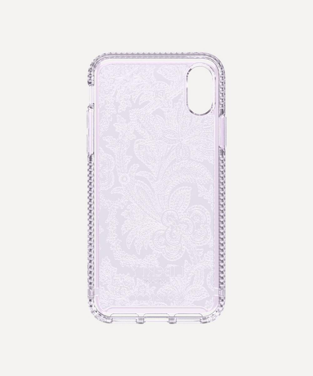 x Tech21 Pure Design Grosvenor iPhone X/XS Case