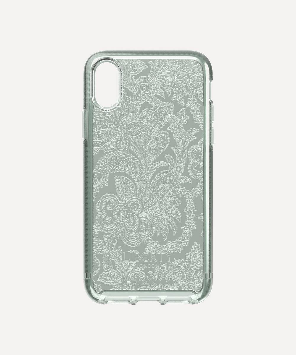 x Tech21 Pure Design Grosvenor iPhone X/XS Case