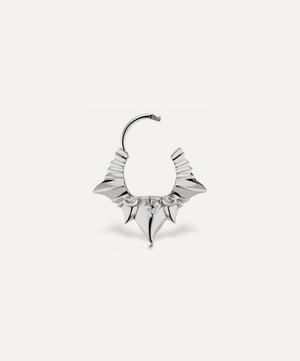8mm Javanese Spike Hoop Earring