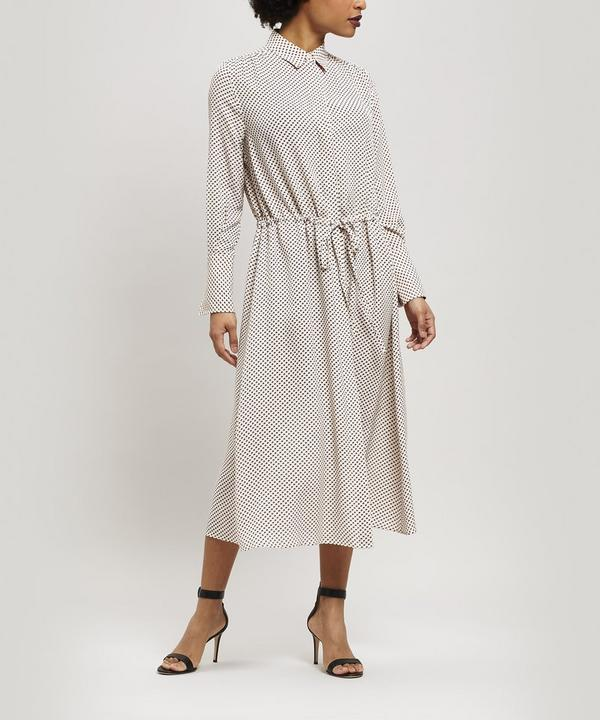 a3ec5d00196 Evie Micro Floral Print Shirt Dress ...
