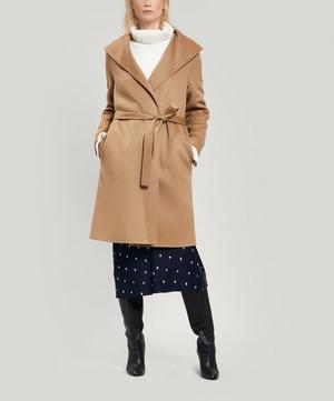 Lima Double Cashmere-Blend Coat