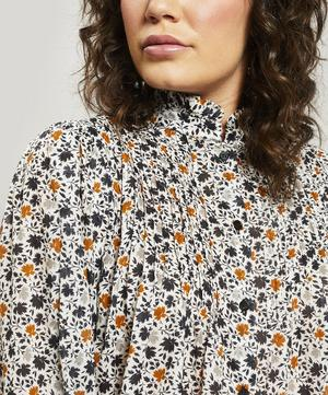 Agnes Floral-Printed Cotton Shirt