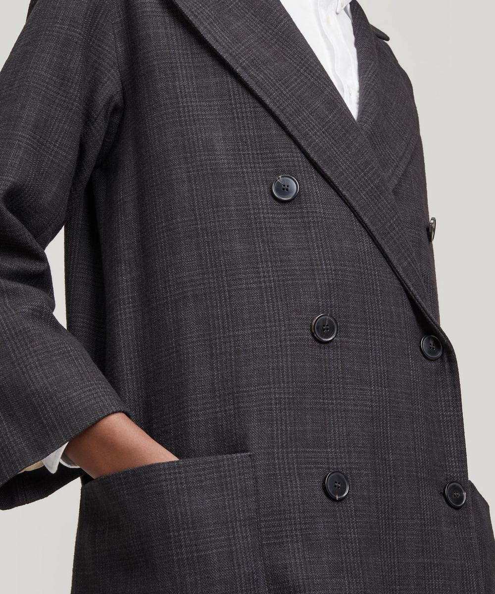 Costello Virgin Wool-Blend Coat