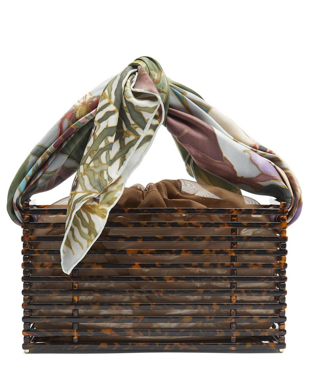 Trellis Guaria Scarf Bag